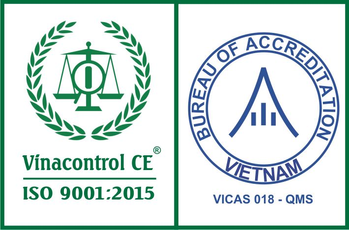 DAG đón nhận chứng chỉ ISO 9001:2015