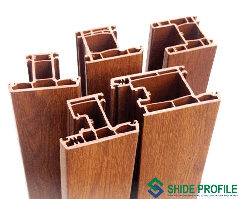 Shide Profile Màu và Vân gỗ