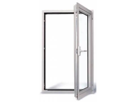 Cửa sổ quay vào trong 1 cánh - smart-door -dag