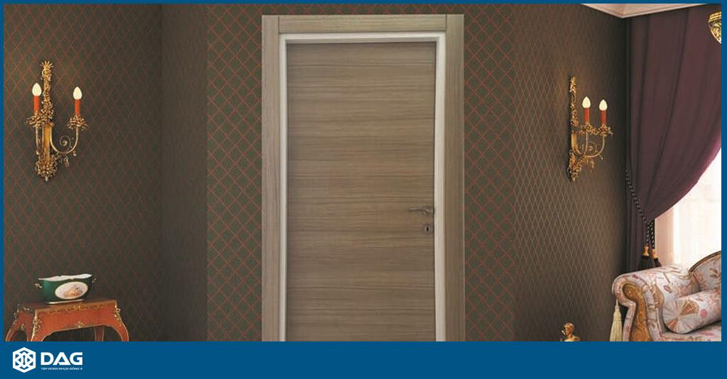 cửa nhựa gỗ composite là- smart wood - dag - tập đoàn nhựa đông á - wood plastic composite