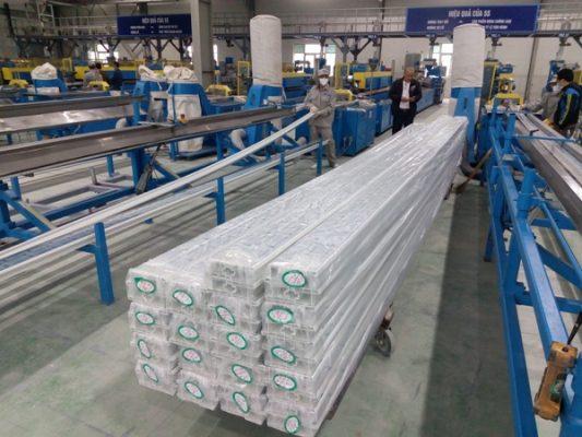 Doanh nghiệp Nhựa đổi mới công nghệ để xuất khẩu 2