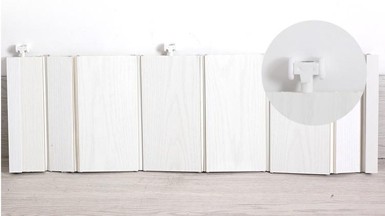 Cửa nhựa kéo nhà tắm, cửa nhựa pvc nhà vệ sinh giá rẻ 6