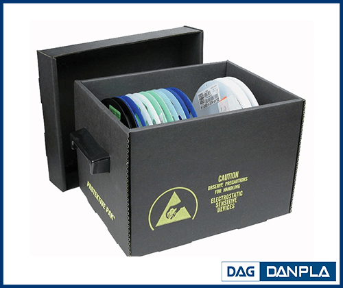 Danpla Sheet Anti-Static Protection