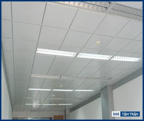 PVC drop ceiling panels