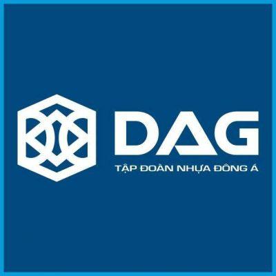 logo Nhựa Đông Á DAG