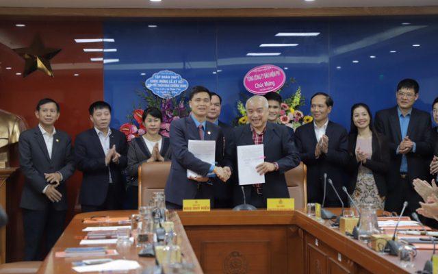 DAG đồng hành cùng Tổng Liên Đoàn Lao Động Việt Nam