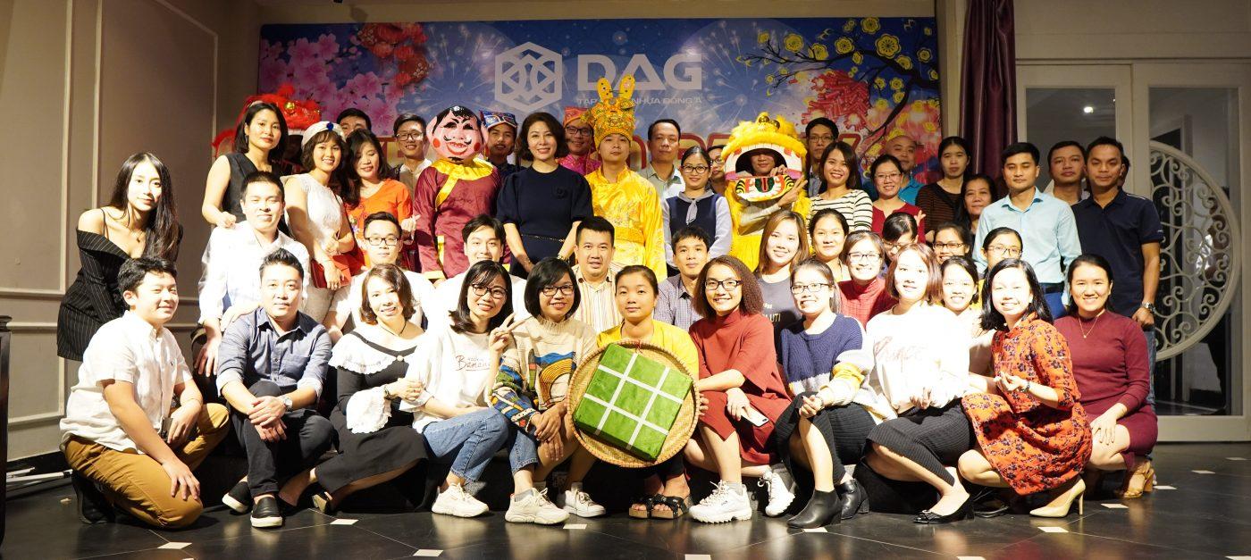 Lễ tổng kết cuối năm Tập Đoàn Nhựa Đông Á