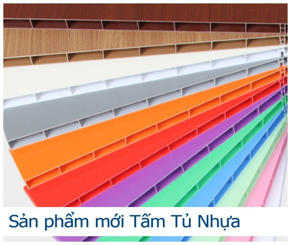 DAG san pham moi Tam Tu Nhua