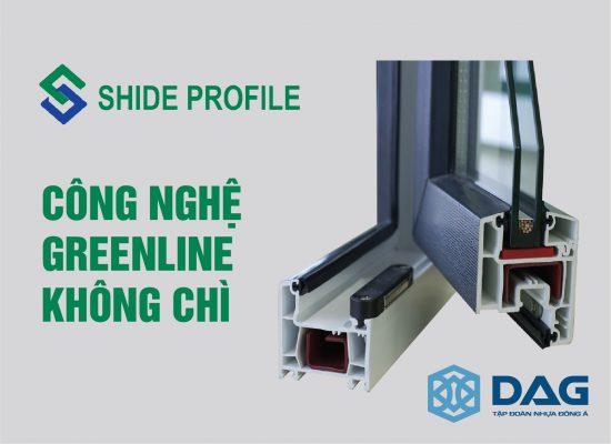 Thanh Shide Profile bừng sáng không gian nội thất