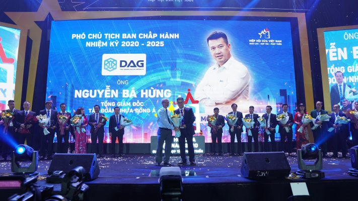 DAG là Nhà đồng tài trợ sự kiện