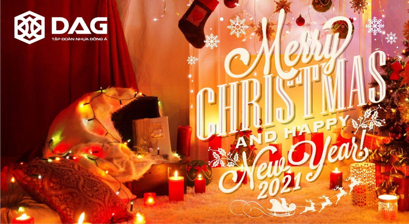 Ban lãnh đạo Tập Đoàn Nhựa Đông Á gửi lời chúc mừng Giáng Sinh và Năm Mới đến Khách Hàng, Đối Tác và CBCNV