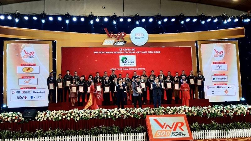 Công ty Cổ phần Tập đoàn Nhựa Đông Á (DAG) tiếp tục vinh dự nằm trong TOP 500 doanh nghiệp lớn nhất Việt Nam.