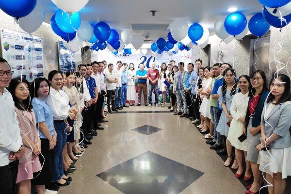 Tập Đoàn Nhựa Đông Á tổ chức 20 tháng 10 cho CBCNV